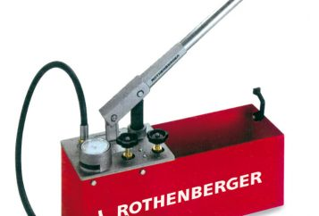 Rothenburger Test Pump RP50-71