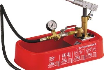 Rothenburger Test Pump-70