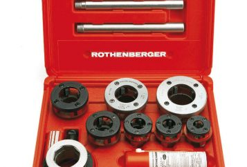 Rothenburger Hand Threader -72
