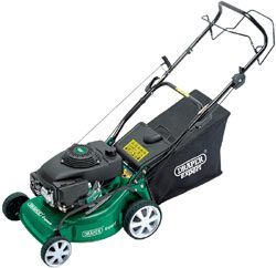 Draper Lawnmower Petrol-120